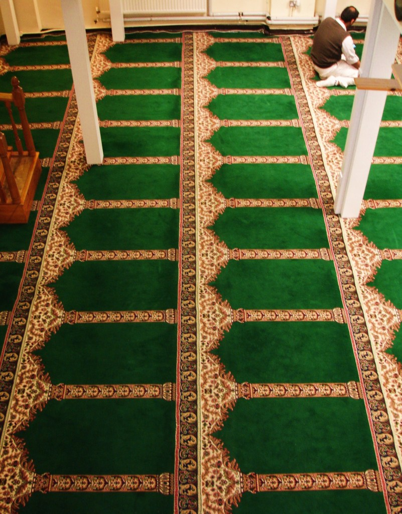 Islamic Society Mosque, University of Newcastle-upon-Tyne